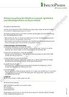 Pädia Retourenregelung für Klinik-Apotheken