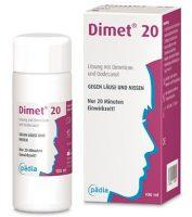 Dimet® 20 - schnell und stark gegen Läuse und Nissen
